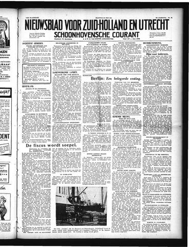 Schoonhovensche Courant 1948-06-28