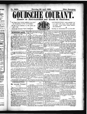 Goudsche Courant 1895-04-20