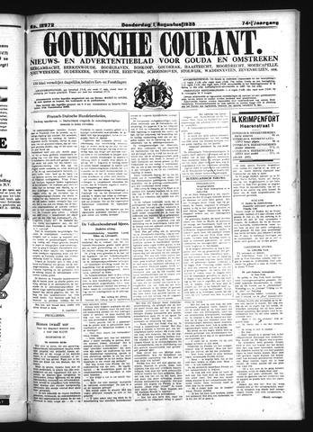 Goudsche Courant 1935-08-01