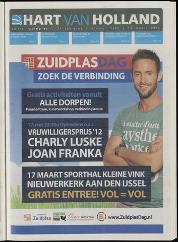 Hart van Holland - Editie Zuidplas 2012-03-14
