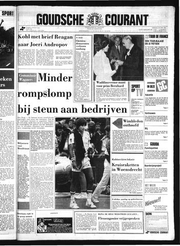 Goudsche Courant 1983-06-28