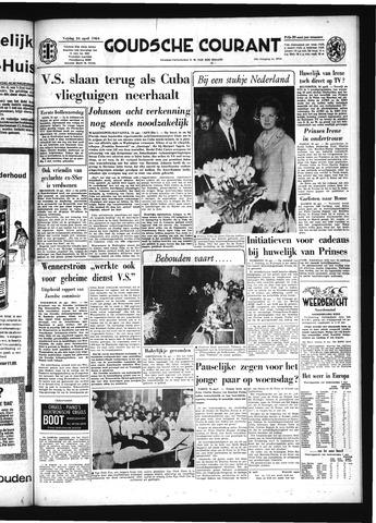 Goudsche Courant 1964-04-24