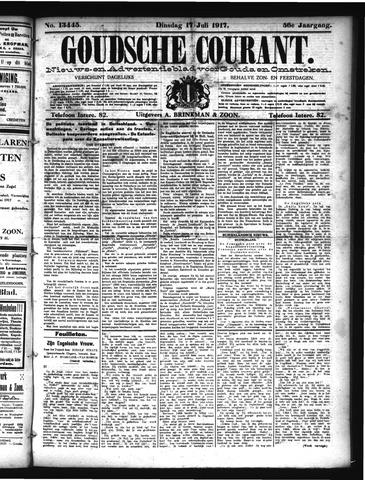 Goudsche Courant 1917-07-17