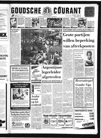 Goudsche Courant 1987-04-21