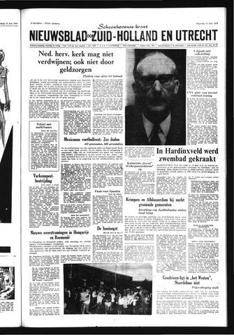 Schoonhovensche Courant 1970-06-15