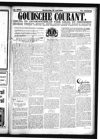 Goudsche Courant 1935-06-20