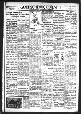 Goudsche Courant 1944-01-24
