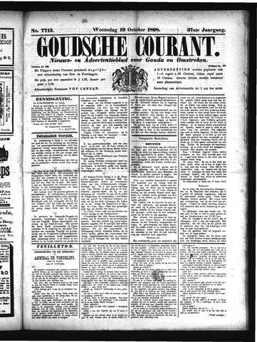 Goudsche Courant 1898-10-19