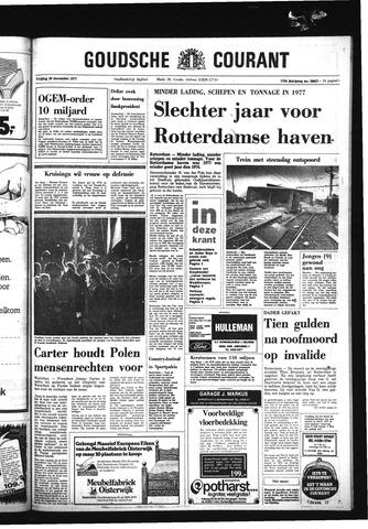 Goudsche Courant 1977-12-30