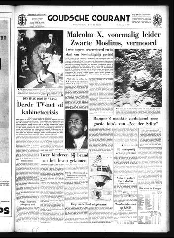 Goudsche Courant 1965-02-22