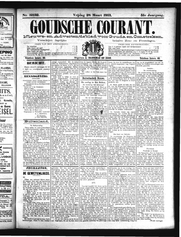 Goudsche Courant 1913-03-28