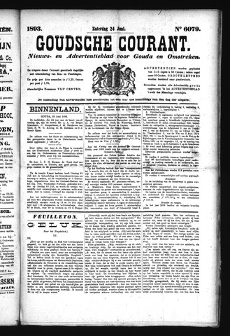 Goudsche Courant 1893-06-24