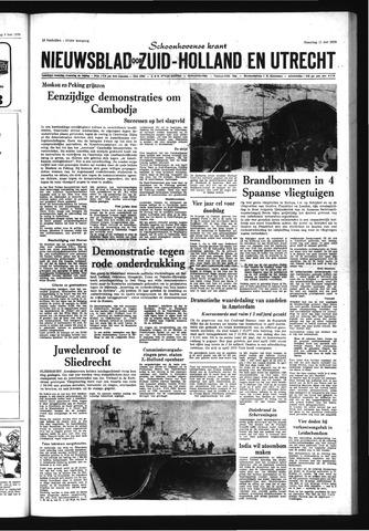 Schoonhovensche Courant 1970-05-11