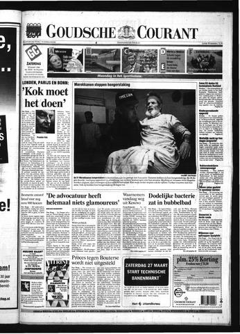 Goudsche Courant 1999-03-20