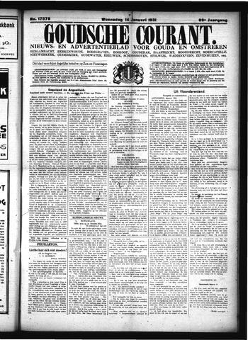 Goudsche Courant 1931-01-14