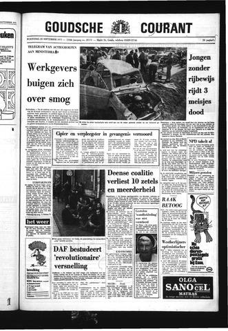 Goudsche Courant 1971-09-22
