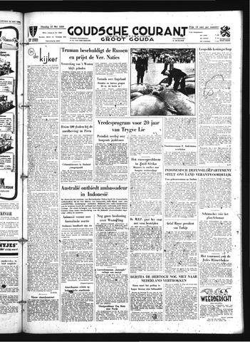 Goudsche Courant 1950-05-23