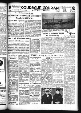 Goudsche Courant 1949-11-02