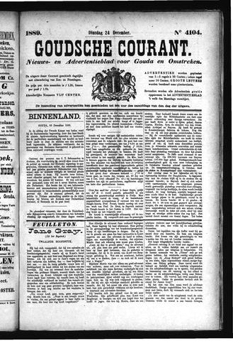 Goudsche Courant 1889-12-24