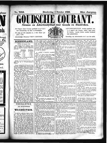 Goudsche Courant 1896-10-01