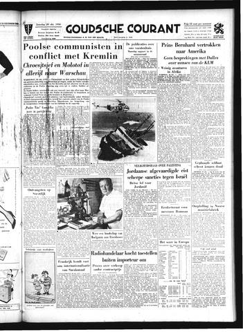 Goudsche Courant 1956-10-20
