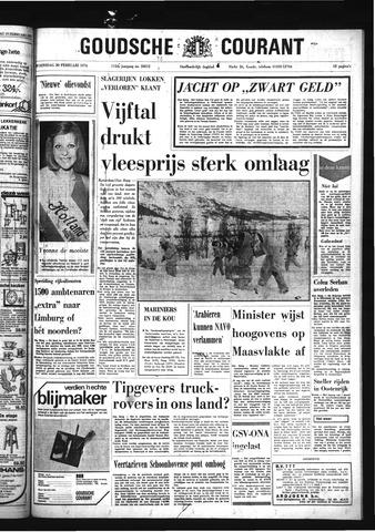 Goudsche Courant 1974-02-20