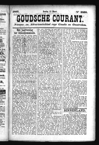Goudsche Courant 1887-03-13