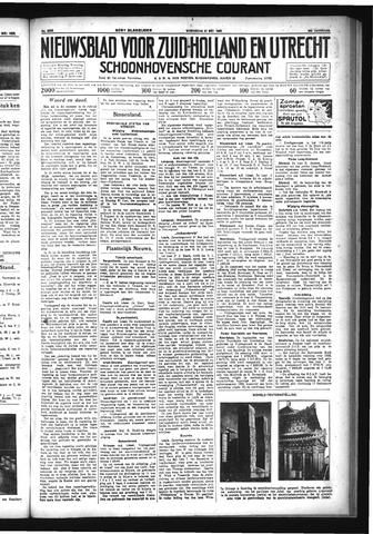 Schoonhovensche Courant 1933-05-31