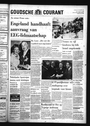 Goudsche Courant 1967-11-28