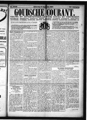 Goudsche Courant 1927-08-06