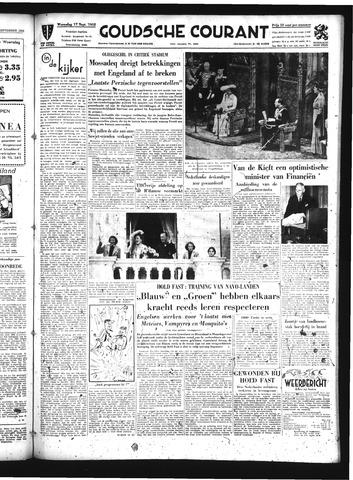 Goudsche Courant 1952-09-17