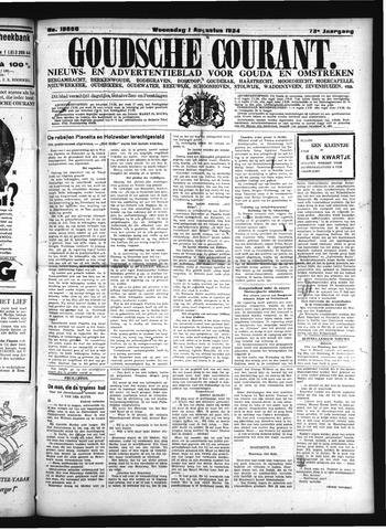 Goudsche Courant 1934-08-01