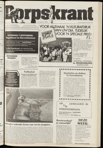 Dorpskrant 1988-08-31