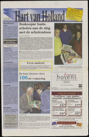 Hart van Holland 1999-12-08