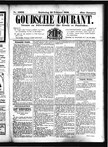 Goudsche Courant 1909-02-25