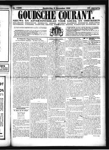 Goudsche Courant 1929-12-19