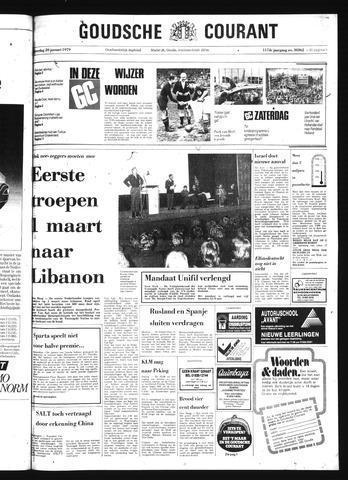 Goudsche Courant 1979-01-20