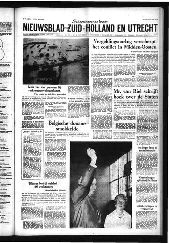 Schoonhovensche Courant 1970-05-25