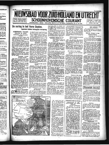 Schoonhovensche Courant 1941-12-10