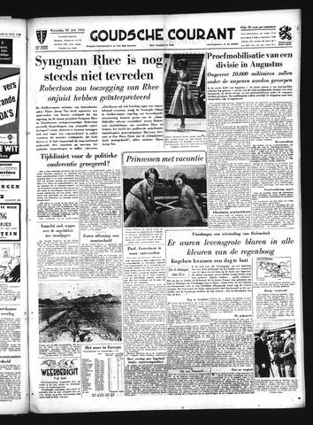 Goudsche Courant 1953-07-22