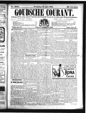Goudsche Courant 1913-04-16