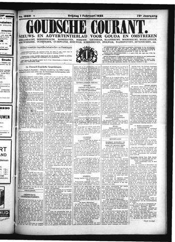 Goudsche Courant 1935-02-01