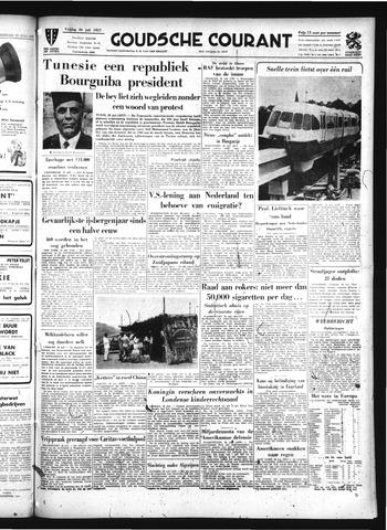 Goudsche Courant 1957-07-26