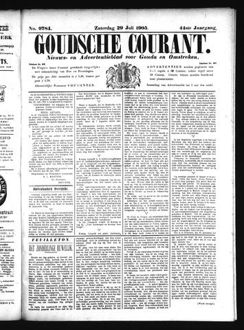 Goudsche Courant 1905-07-29