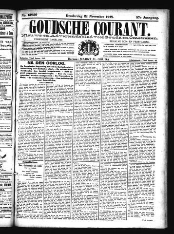 Goudsche Courant 1918-11-21
