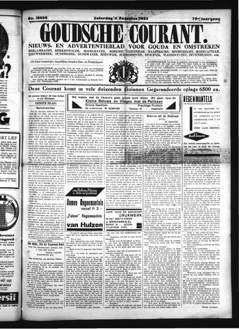 Goudsche Courant 1934-08-04