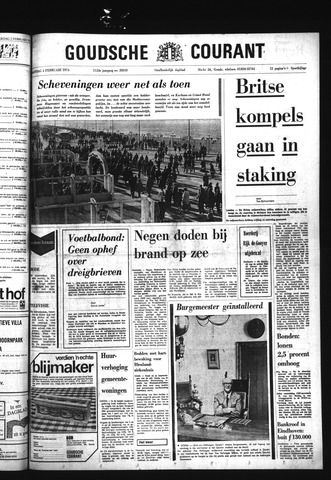 Goudsche Courant 1974-02-04