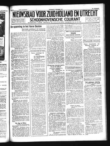 Schoonhovensche Courant 1941-12-03