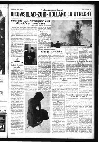 Schoonhovensche Courant 1963-01-11