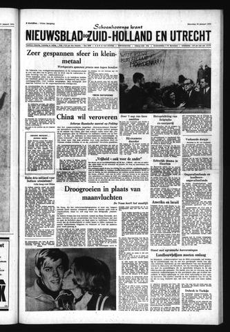 Schoonhovensche Courant 1970-01-26